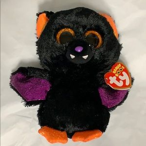 TY BEANIE BOOS : BAT named Raven NWT